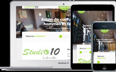 Salon de coiffure Studio10